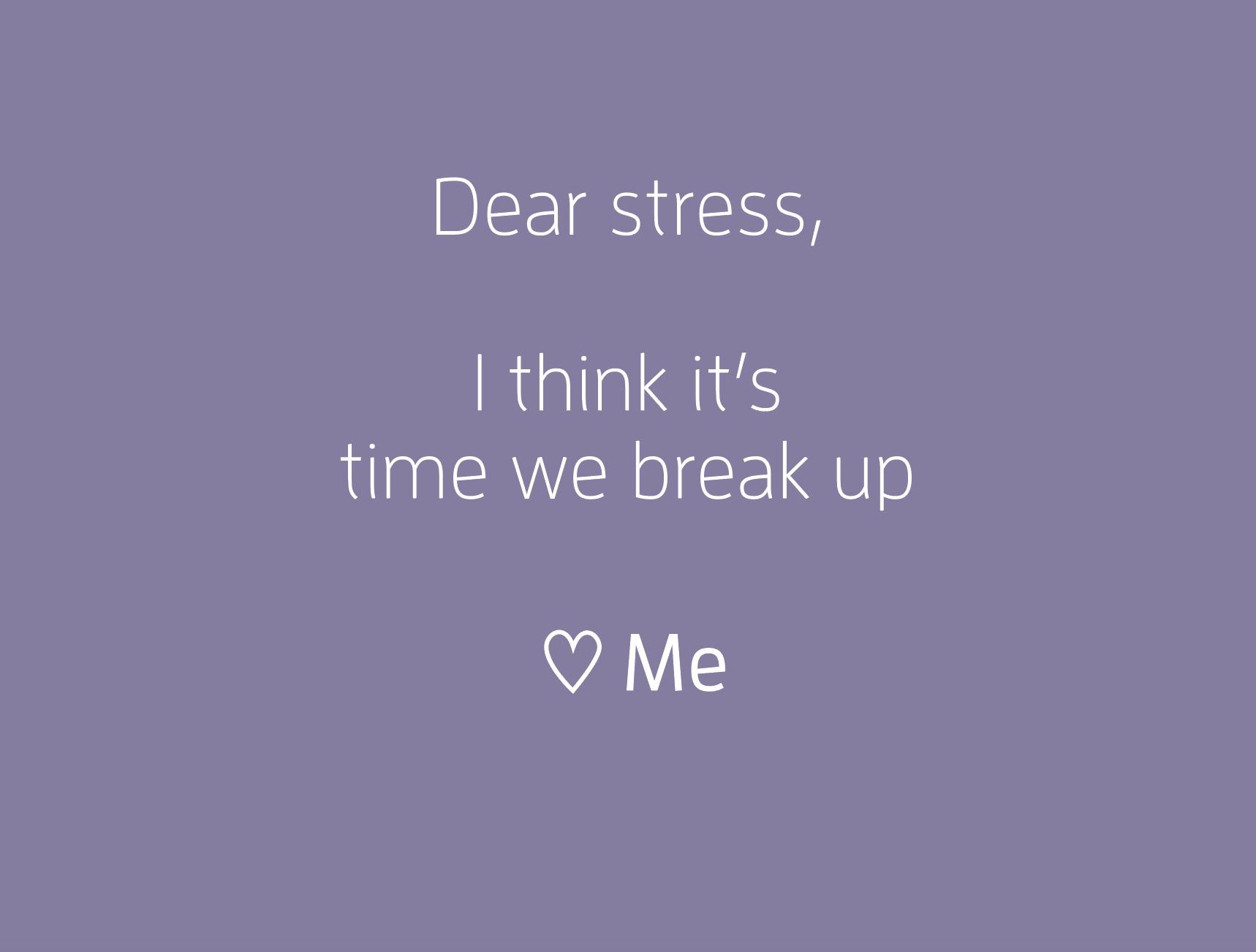 > Workshop Body Mind Stress-Release